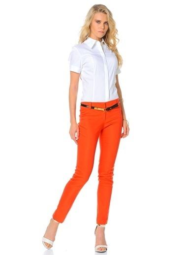 4G Pantolon Oranj